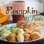 Roasted Pumpkin with Gnocchi