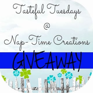 Tasteful Tuesday Party {10/15} and Cutting Edge Stencil Giveaway {closed}