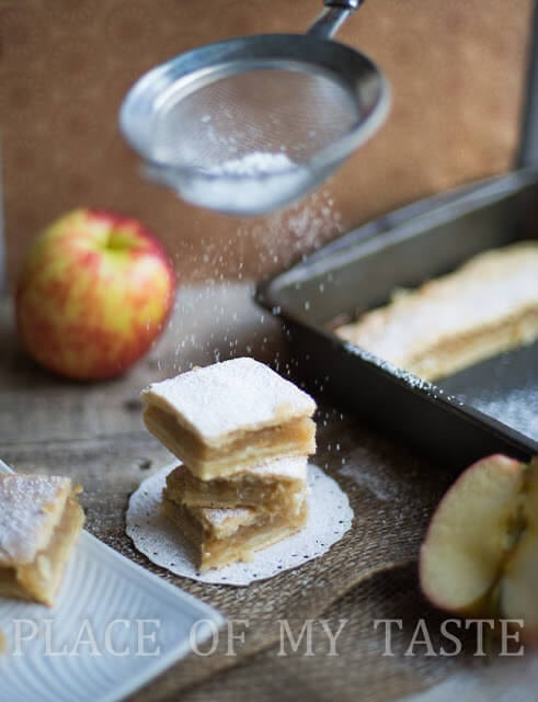 Apple Bar Recipe