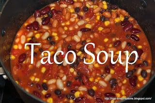 http://lifesewsavory.com/2012/02/taco-soup-and-tasty-tuesday-party.html