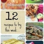 12 Recipes to Try This Week (Featuring YOU)