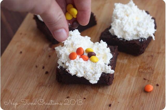 Peanut Butter Brownies #shop
