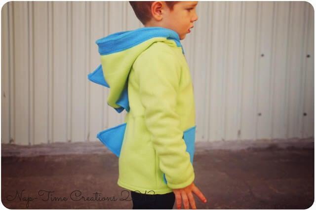 Dino Jacket