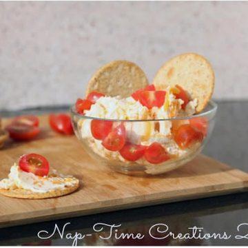 Garlic Cheese Dip