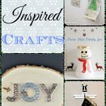 Crafty Christmas Decorations {Crafts}