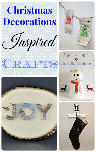 Christmas Decoration Crafts
