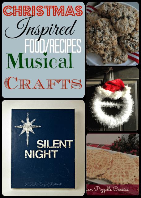 Christmas Music and Food