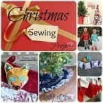 6 Christmas Sewing Projects
