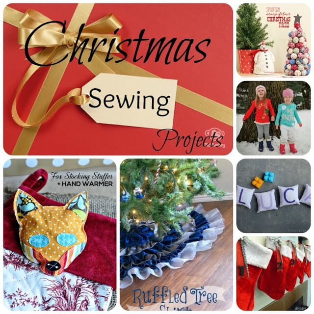 Chrismtas Sewing Projects