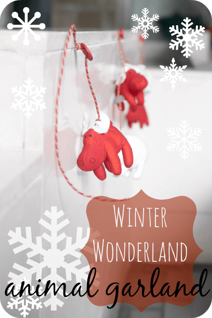Winter Wonderland Garland