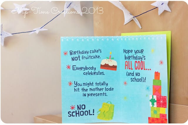 Holiday Birthday Wishes from Hallmark