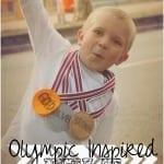 DIY Felt Olympic Medals
