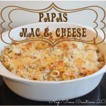 Baked Mac and Cheese Recipe {Quick Fix Casseroles!}