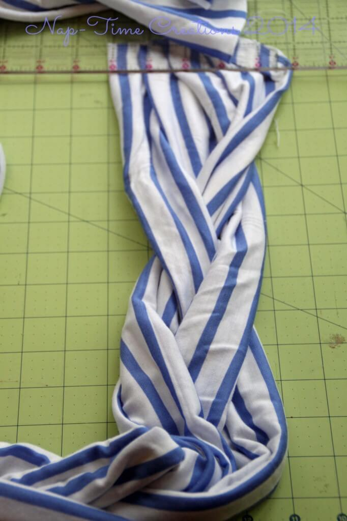 sew a cowl