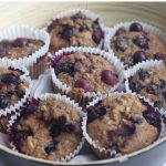 Grape Nut Muffins -healthy on the go