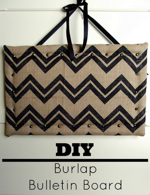 DIY-Burlap-Bulletin-Board