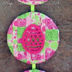 Quilted Easter Decor