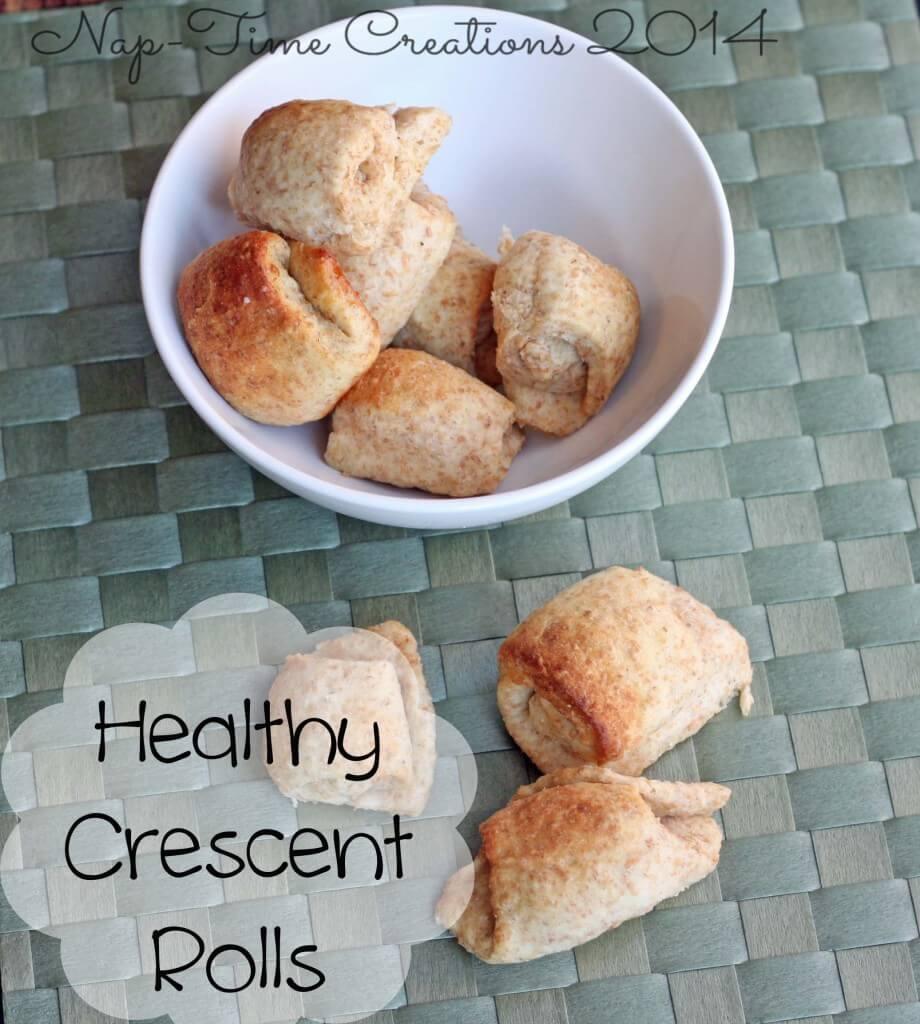 healthy crescent roll recipe