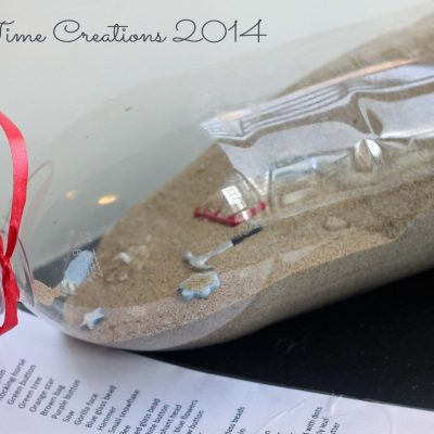 I Spy Bottles {Tutorial}