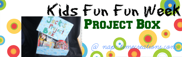 Kids Project Box