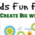 Crayola Art {Go Big!} #ColorfulCreations