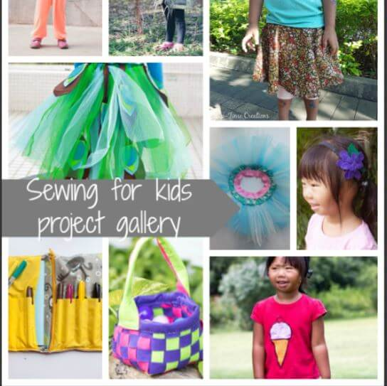 sewing for kids tutorials, patterns, projects and inspiration for sewing for kids