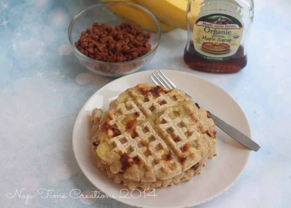 whole wheat waffles1