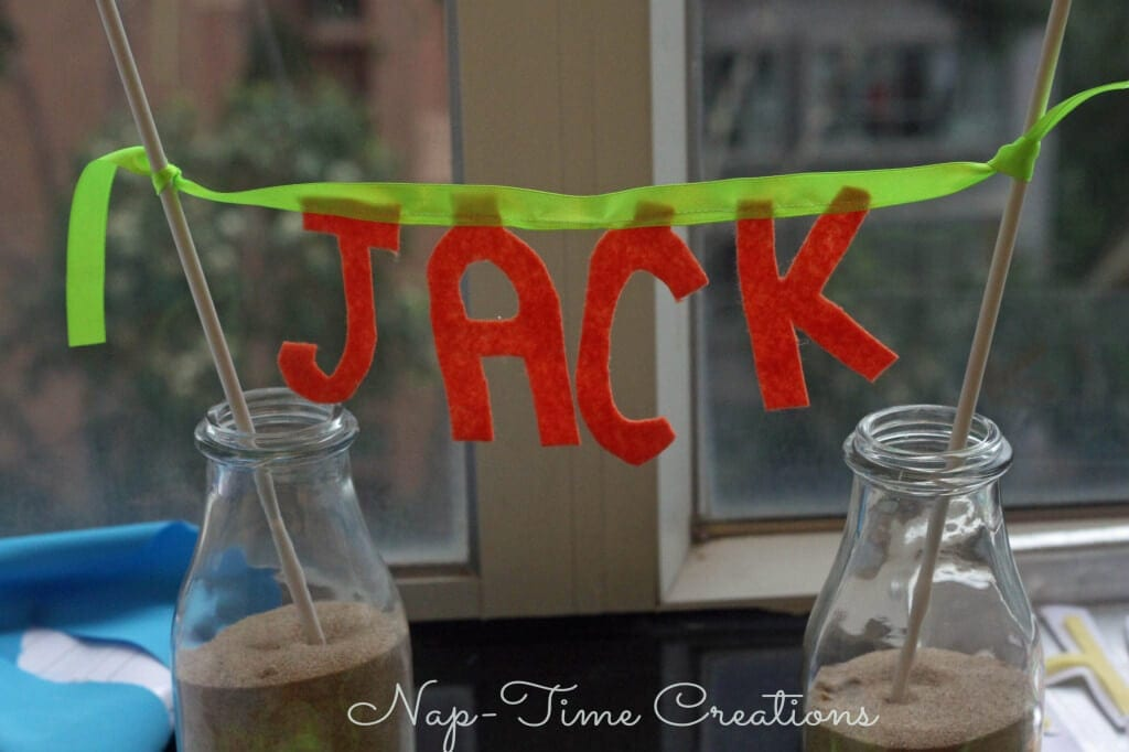 DIY Happy Birthday Banner4