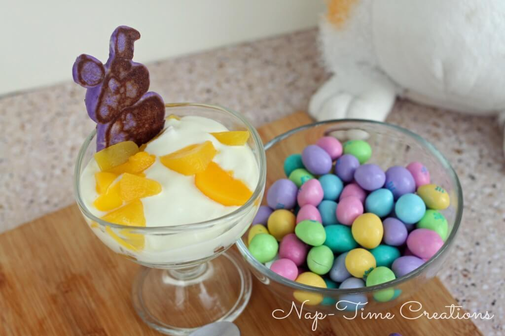 Easter bunny parfaits3