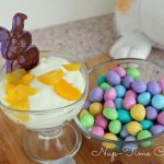 Easter Bunny Parfait {healthy dessert}