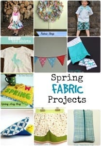 fabric projects