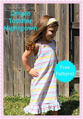 free nightgown pattern - Copy