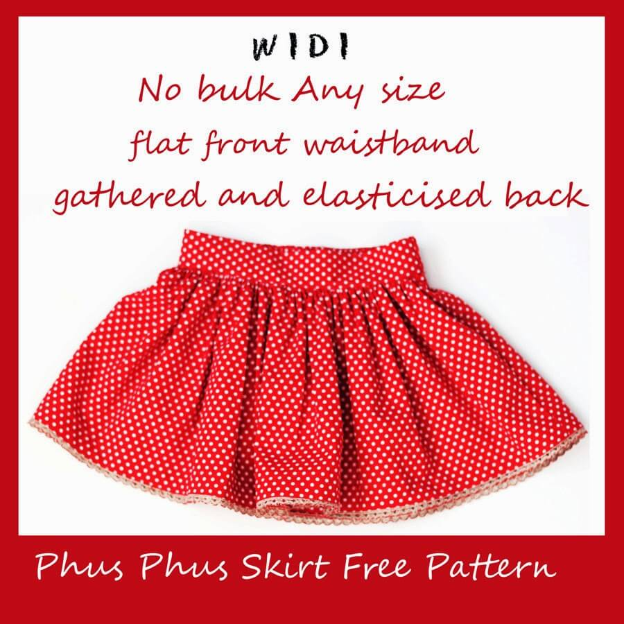 phuphus skirt pattern - 900 - Copy