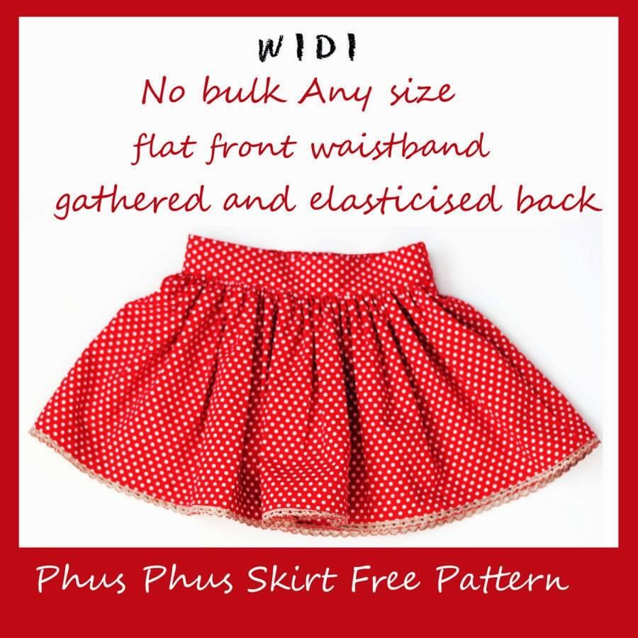 phuphus skirt pattern - 900 - Copy