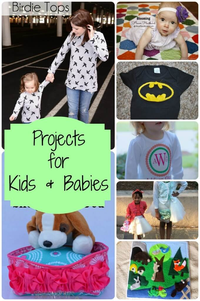 projects for kids and babies