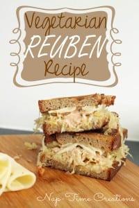 vegetarian rueben recipe