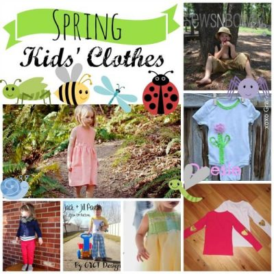 Spring Kids Clothes {Featuring You!}