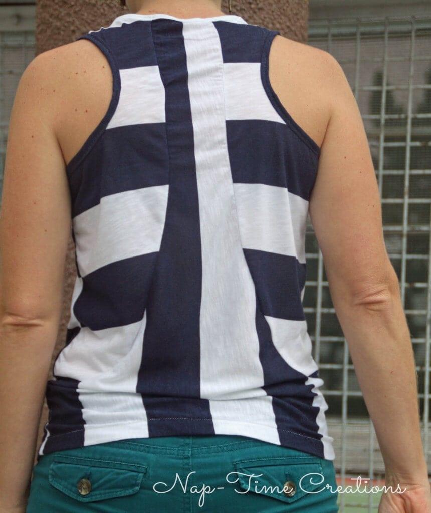 striped tank pattern 3