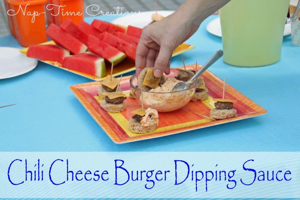 Chili-Cheeseburger-Dipping-Sauce5 #saycheesburger #shop