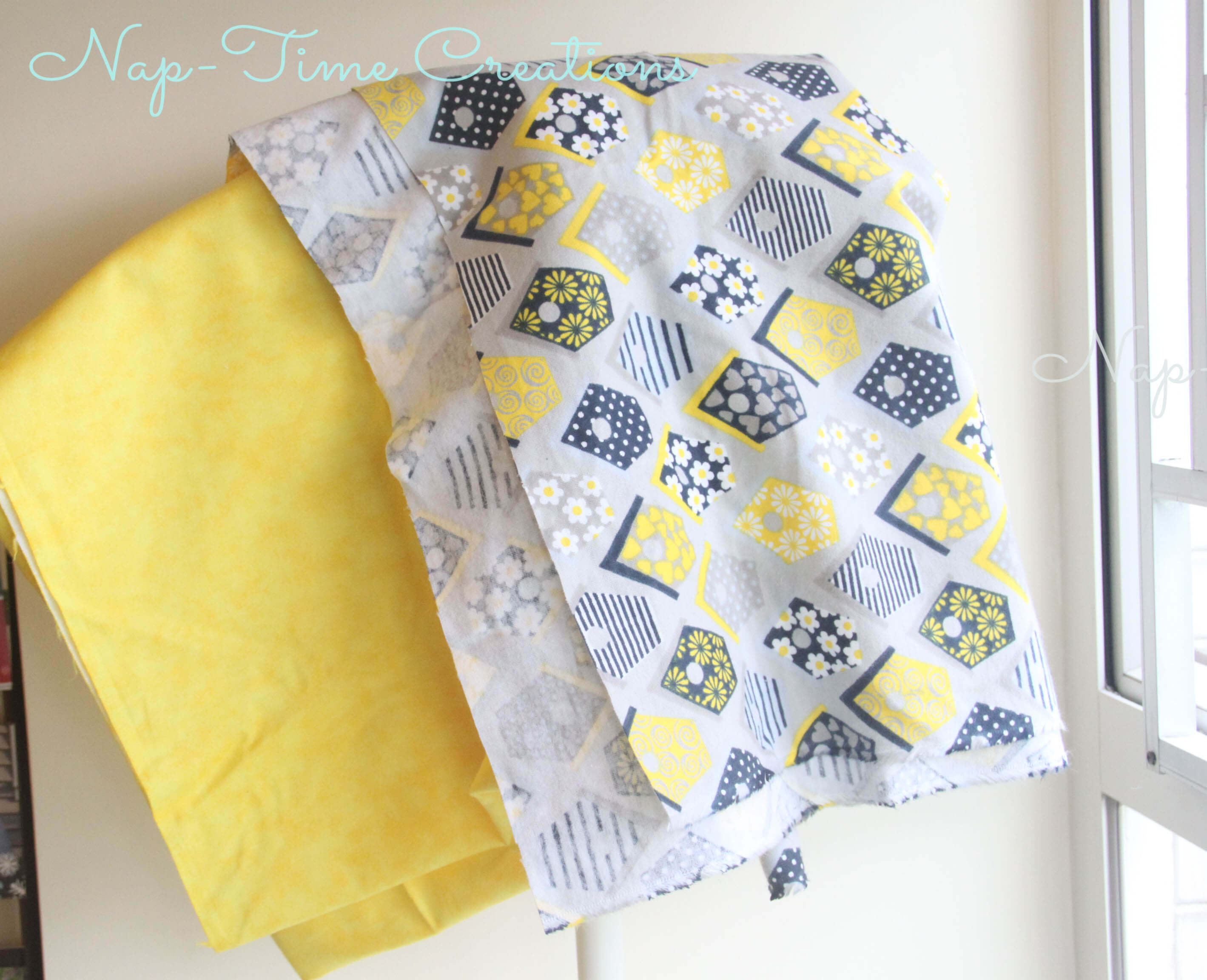 Easy Baby Blanket Sewing Tutorial - Life Sew Savory
