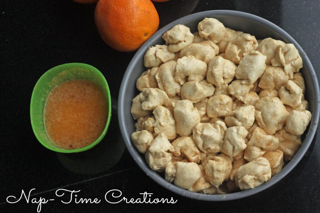 Orange Monkey Bread4