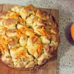 Orange Monkey Bread Recipe {with no added sugar}