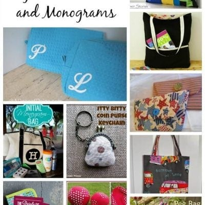 Bags and totes tutorials