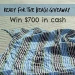 Ready for Summer $700 Cash giveaway!!!closed