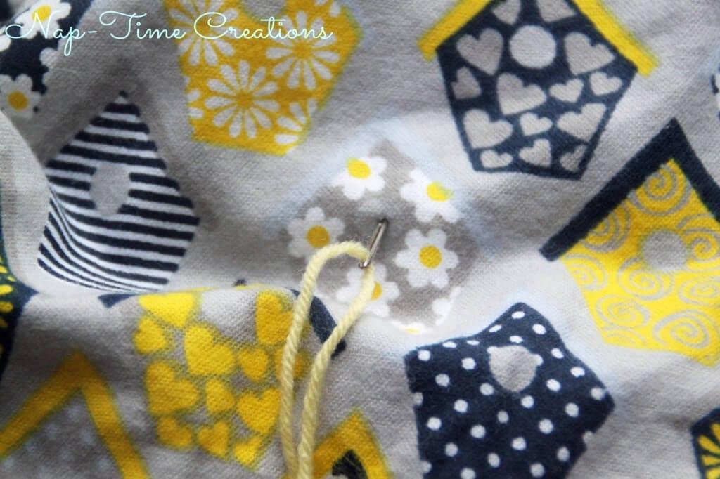 easy baby blanket5