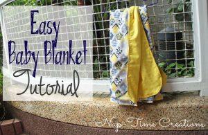 easy baby blanket9