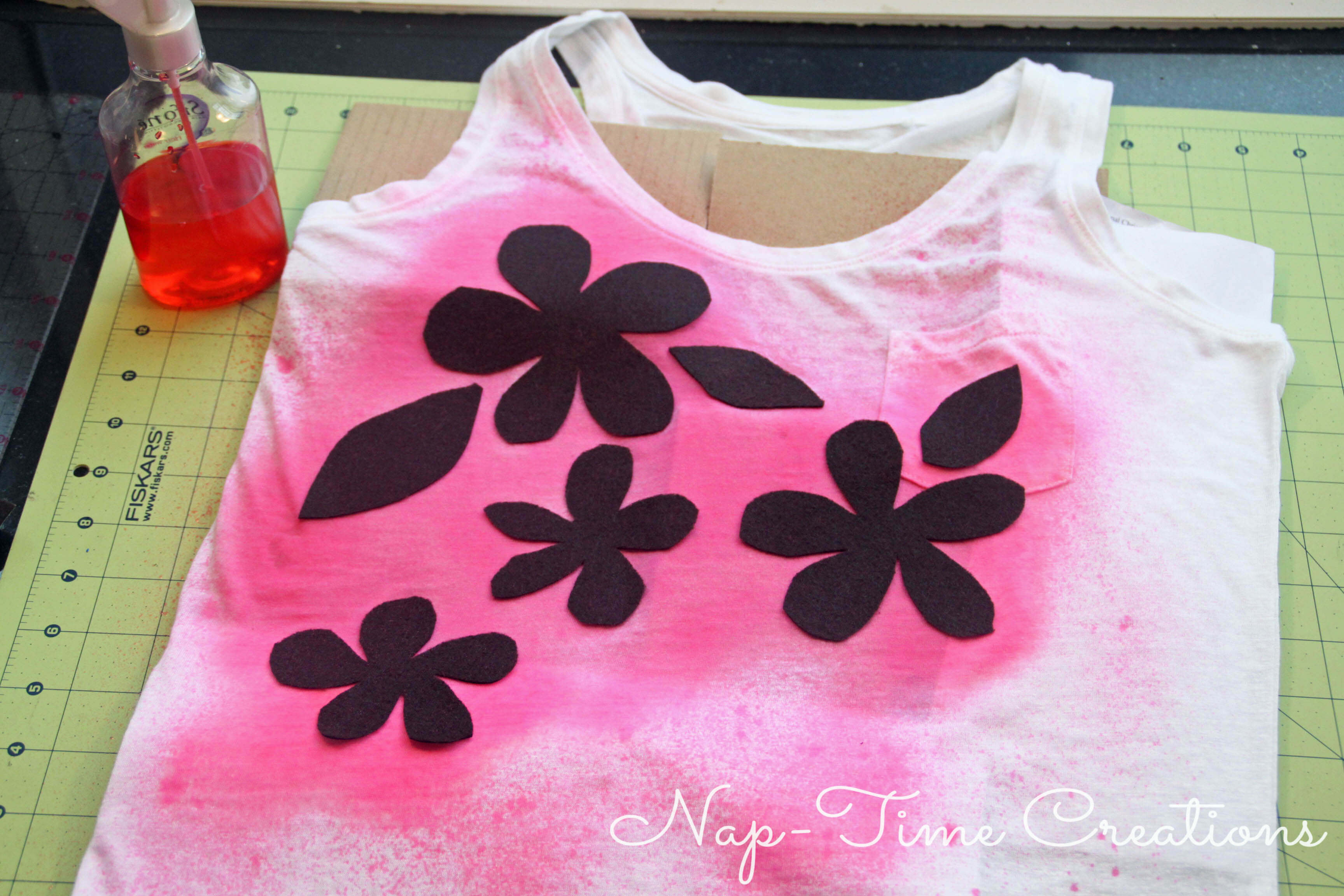 Spray Paint Designs For T Shirts Bcd Tofu House