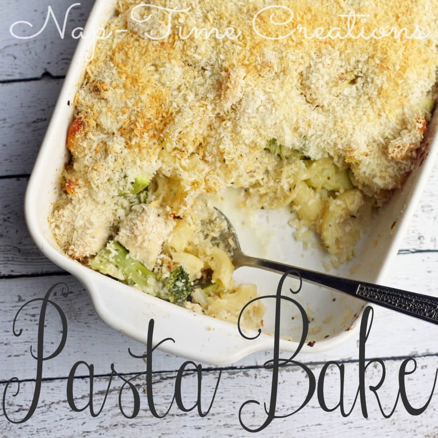 Easy Veggie Pasta Bake
