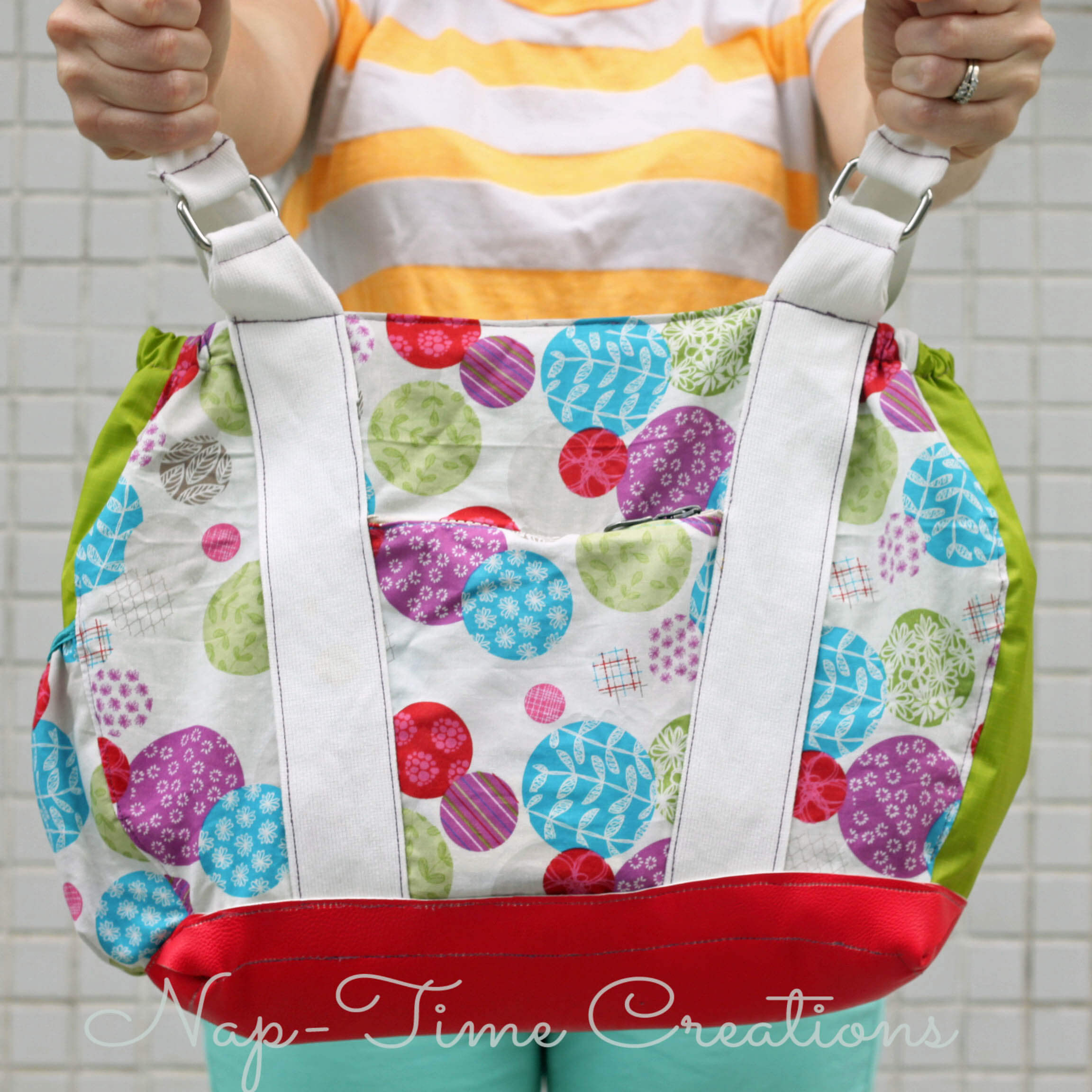 Free purse pattern and tutorial sew a bration of womanhood purse6 jeuxipadfo Image collections