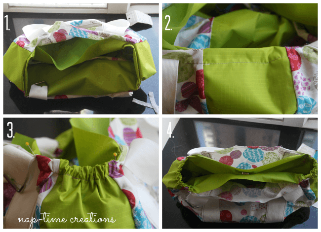 Sew a purse with a free pattern